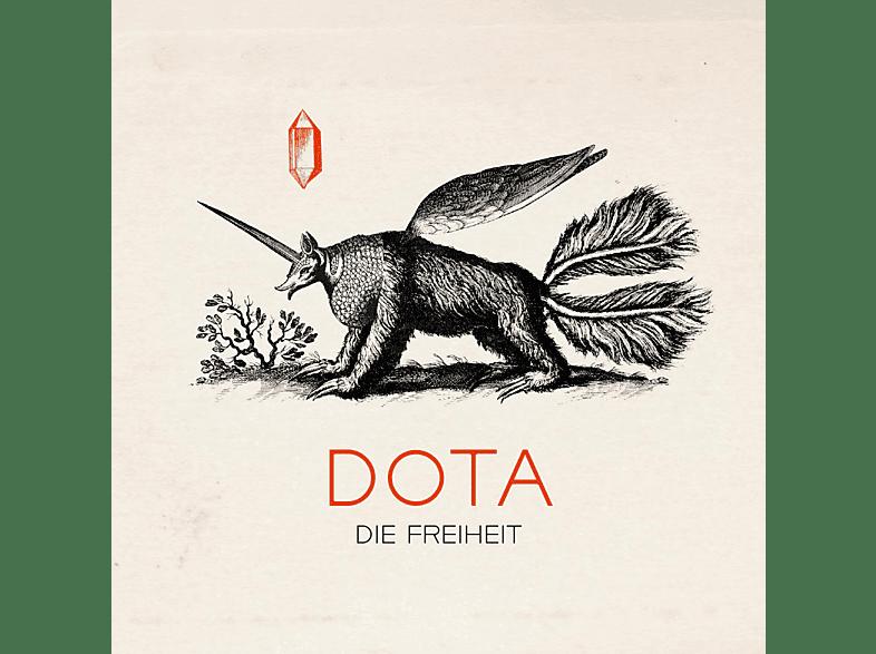 Dota - Die Freiheit (Gatefold) [Vinyl]