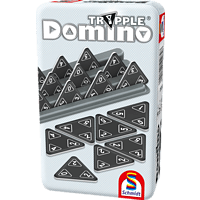 SCHMIDT SPIELE (UE) Tripple Domino® Reisespiel