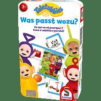 SCHMIDT SPIELE (UE) Teletubbies: Was passt wozu? Kinderspiel