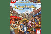 SCHMIDT SPIELE (UE) Die Quacksalber von Quedlinburg Familienspiel, Mehrfarbig