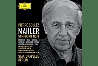 Skd, Boulez,Pierre/Robinson,T./Wall,E./Queiroz,A./+ - Sinfonie 8 [CD]