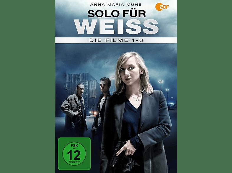 Solo Für Weiss - Die Filme 1-3 [DVD]
