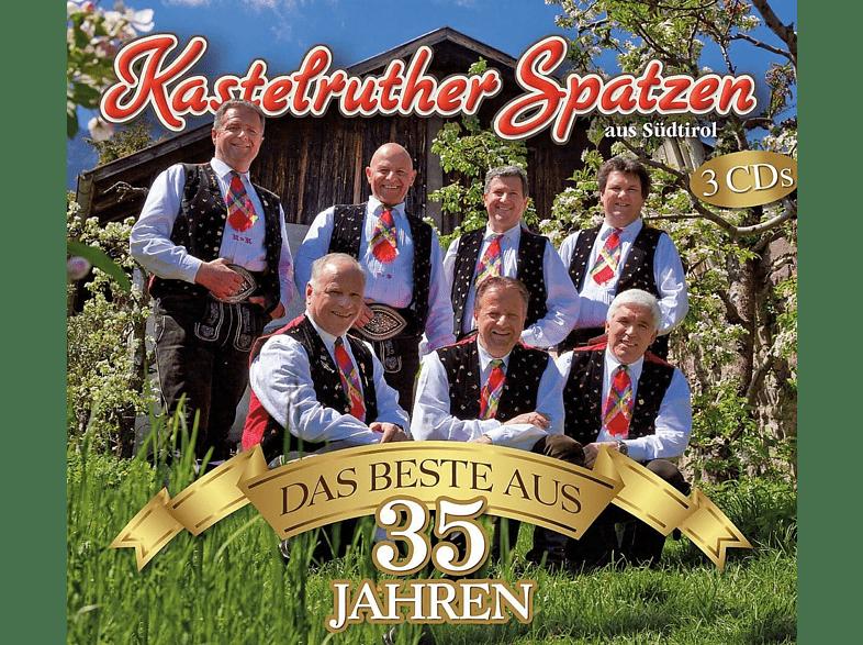 Kastelruther Spatzen - Das Beste Aus 35 Jahren [CD]