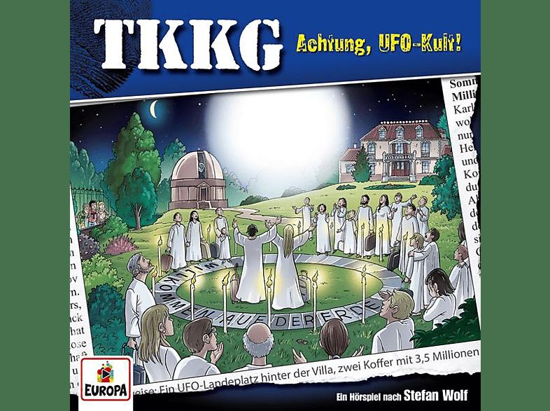 Tkkg - 206/Achtung,UFO-Kult! - (CD)