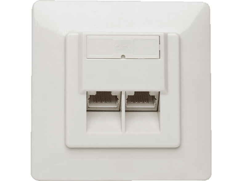 Unterputzdose INTELLINET 560207 CAT6