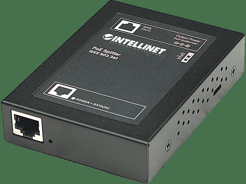 Poe + Splitter INTELLINET 560443 PoE+ Splitter IEEE802.3at