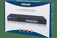 Switch INTELLINET 560771 16-Port Fast Ethernet POE+ 16