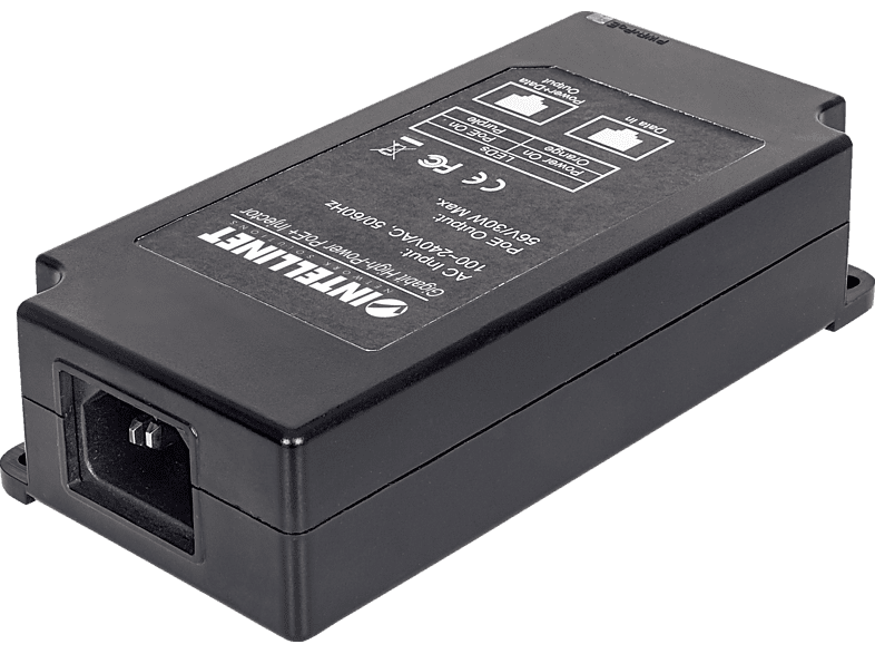 Injektor INTELLINET 561037 GIGABIT HIGH-POWER POE+