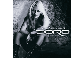 Doro - Classic Diamonds (Limited Colored Edition) (Vinyl LP (nagylemez))
