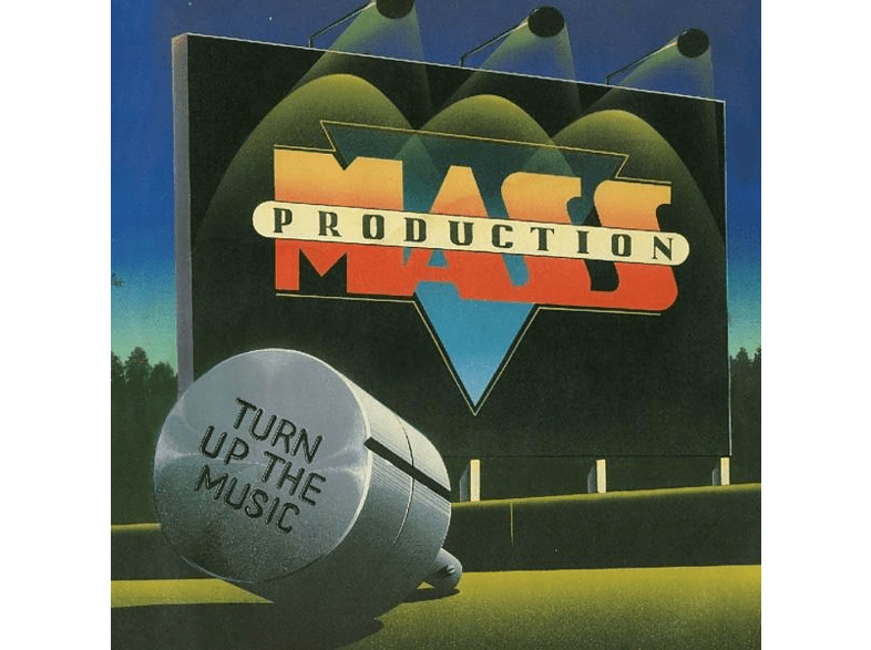 Mass Production - Turn Up The Music (Remastered [CD]