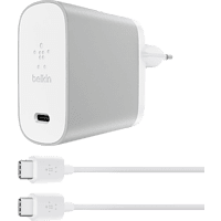 BELKIN F7U010VF06-SLV USB-Ladegerät Universal Silber