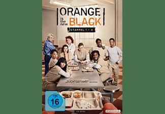 Orange is the new Black - Staffel 1-4 DVD