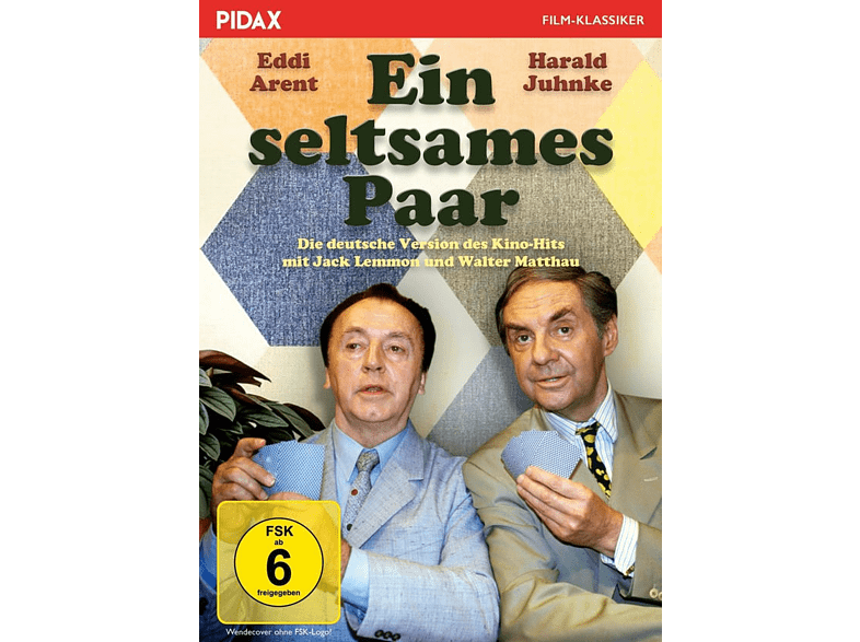 Ein seltsames Paar [DVD]
