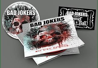 Bad Jokers - Wir sind der Weg (Inkl. Patch + Sticker)  - (CD)