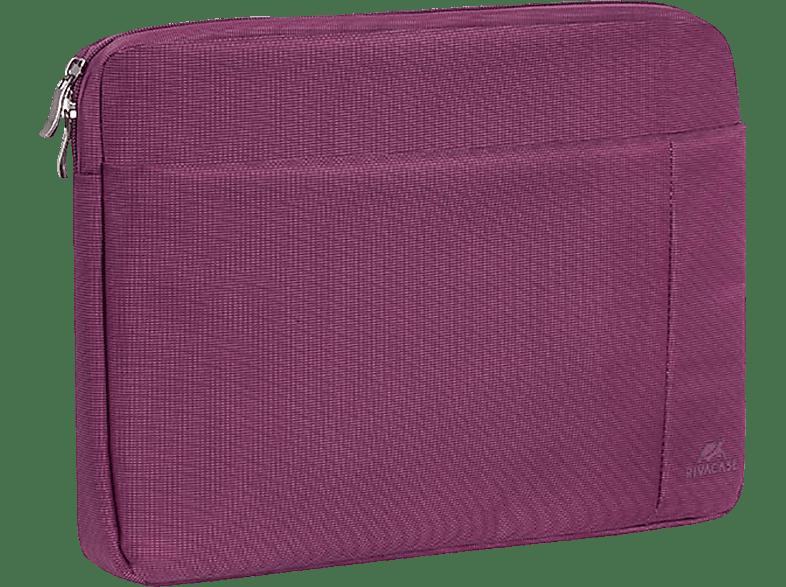 RIVACASE 8203 PURPLE Notebooktasche, Sleeve, 13.3 Zoll, Lila