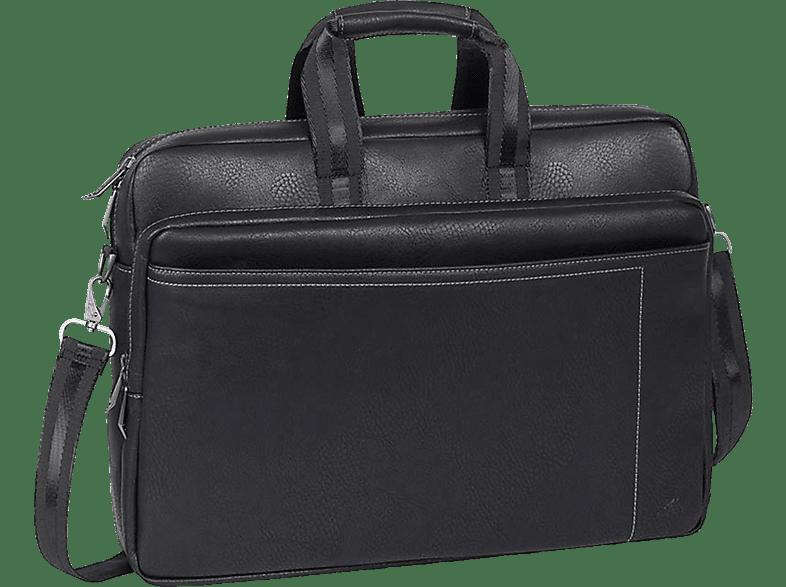 RIVACASE 8940 Notebooktasche, Aktentasche, 16 Zoll, Schwarz