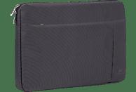 RIVACASE 8203 Notebooktasche, Sleeve, 13.3 Zoll, Schwarz
