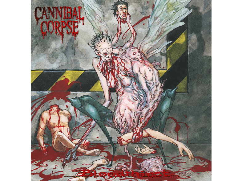 Cannibal Corpse - Bloodthirst [Vinyl]