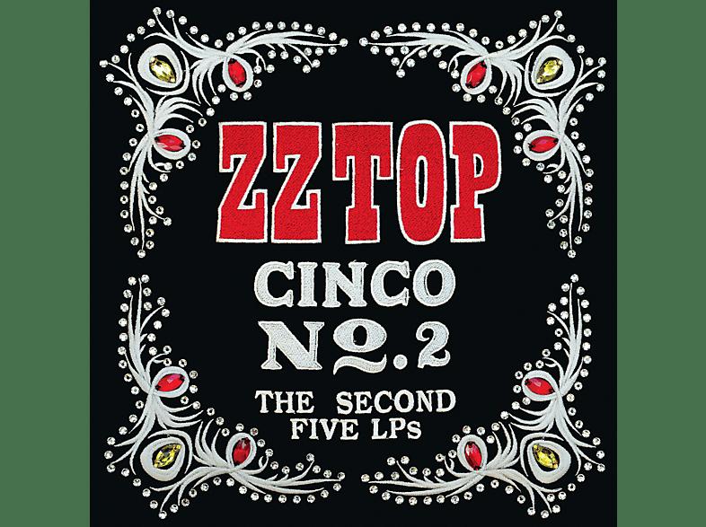 ZZ Top - CINCO No.2: The Second Five LPs [Vinyl]