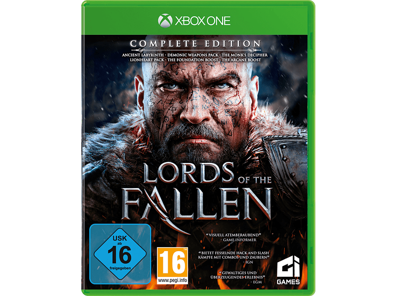 Lords of the Fallen Complete Edition [Xbox One]