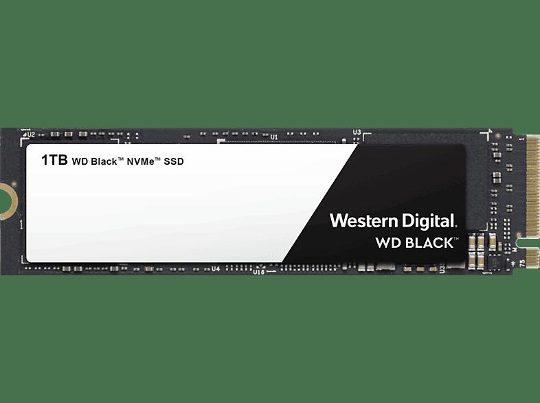 WD Black™ NVMe, 1 TB SSD, intern