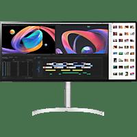 "LG ELECTRONICS Monitor 34WK95U-W 34"", schwarz/silber"