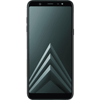 SAMSUNG Galaxy A6+ (2018) 32 GB Black Dual SIM