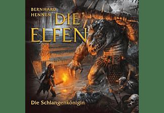 Die Elfen - Die Elfen - Die Schlangenkönigin   - (MP3-CD)