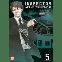Inspector Akane Tsunemori - Band 5