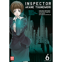 Inspector Akane Tsunemori - Band 6 (Finale)