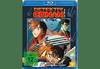 Detektiv Conan - 9. Film - Das Komplott über dem Ozean Blu-ray