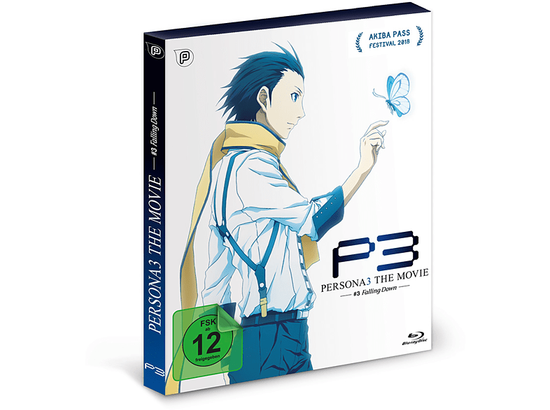 Persona 3 the Movie: #3 Falling Down [Blu-ray]