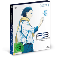 Persona 3 the Movie: #3 Falling Down Blu-ray