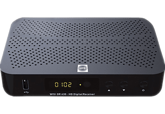 WISI Kabelreceiver OR 630 DVB-C, PVR-Ready