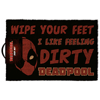 EMPIRE Deadpool Dirty Türmatte Türmatte, Mehrfarbig