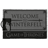 EMPIRE Game of Thrones Winterfell Türmatte Türmatte, Mehrfarbig