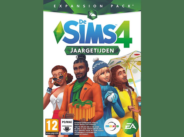 De Sims 4 Jaargetijden NL CIAB PC