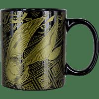 PALADONE PRODUCTS Harry Potter Golden Snitch Becher 300ml Becher, Schwarz