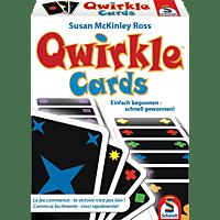 SCHMIDT SPIELE (UE) Qwirkle Cards Kartenspiel, Mehrfarbig