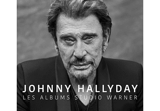 Johnny Hallyday - Les Albums Studio Warner (Limited Edition) (CD)