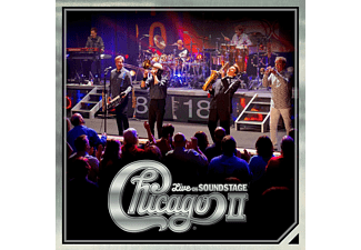 Chicago - Chicago II: Live On Soundstage (CD + DVD)