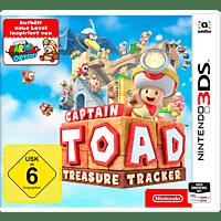 Captain Toad: Treasure Tracker [Nintendo 3DS]