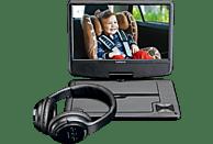 LENCO DV 947 BK Tragbarer DVD-Player, Schwarz