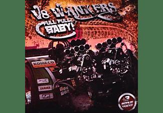 V8 Wankers - Full Pull Baby (Digipack)  - (CD)