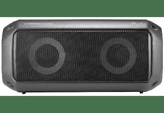 Altavoz inalámbrico - LG PK3, 16 W, Bluetooth, IPX7, Voz Google Now, Autonomía 12 h, Negro