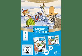 Pettersson Und Findus - (1)Geschenkbox  - (CD)