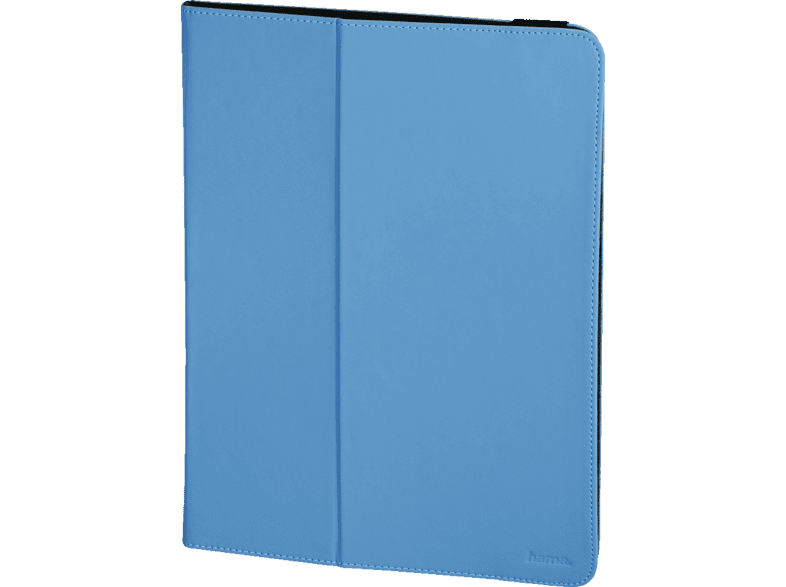 HAMA Xpand Tablethülle, Bookcover, 10.1 Zoll, Blau