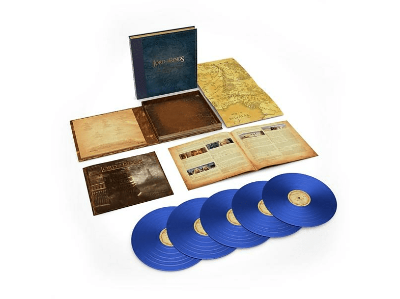 Howard Shore, VARIOUS - The Lord Of The Rings:The Two Towers-The Complete [Vinyl]