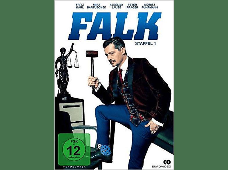 Falk - Staffel 1 [DVD]