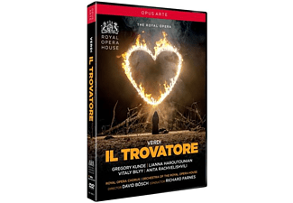 Orchestra Of The Royal Opera House - Il Trovatore (Glyndebourne) - (DVD)